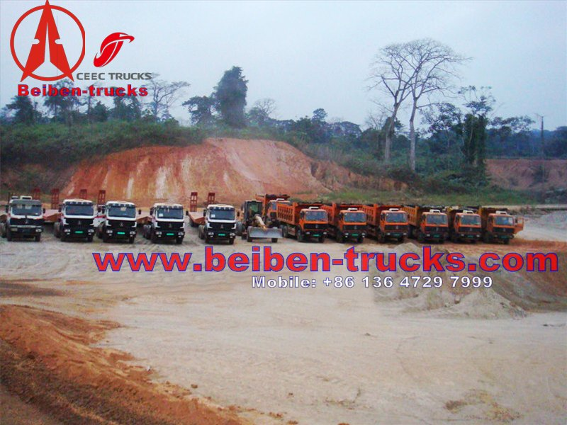 beiben tractor truck supplier