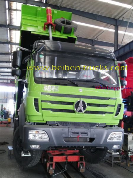 north benz dump truck manufacturer