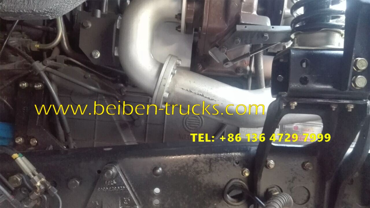 algeria beiben trucks supplier
