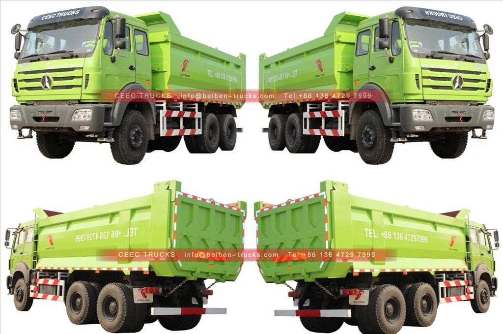 beiben dumper supplier