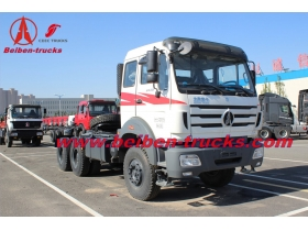 China beiben 2642 tractr trucks
