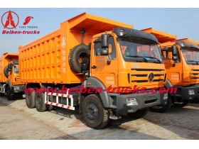 North benz 380 hp dump truck manufacturer