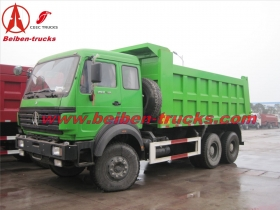 camion à benne basculante Chine fabricant beiben 6 * 4