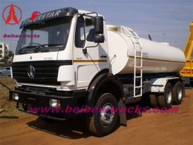 china beiben 20 CBM water tanker truck