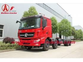 China beiben V3 fuel truck manufacturer
