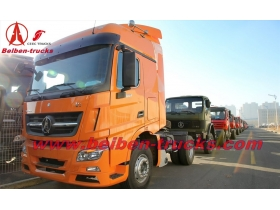 Congo Beiben V3 truck head for exporting