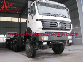 camions-tracteurs beiben NG80B Chine