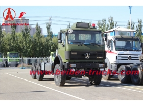 BEIBEN TOW TRUCK supplier