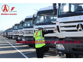 Beiben truck 2 wheel drive truck head/prime mover supplier