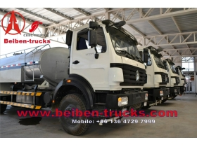 china Beiben 2534 water tanker 22 CBM capacity