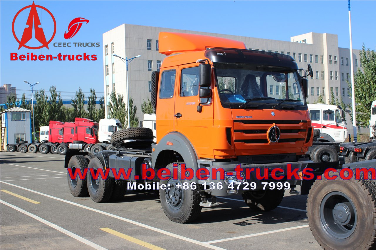 cheap North Benz Tractor Truck & Prime Mover & Trailer Head  for sale