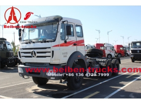 congo Beiben 6x4 Strong Horse Power Tractor Truck In Low Price Sale/Mercedes 6x4 Tractor Truck
