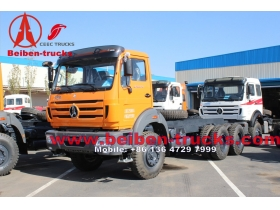 china North Benz 6x4 336hp 40t-60t EURO III tractor truck(Mercedes Benz technology)