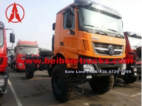 Chine Nord benz camion 4 * 4 roues V3