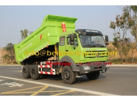 good quality Using Mercedes-Benz Technology beiben north 10 wheeler tipper trucks for sale