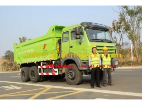 china Using Mercedes-Benz Technology China beiben 30 ton dump truck sale