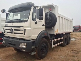 congo north benz 2538 tipper truck supplier