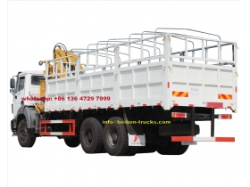 North benz 2638 truck supplier